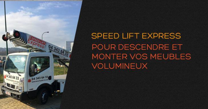 speed lift express à Liège